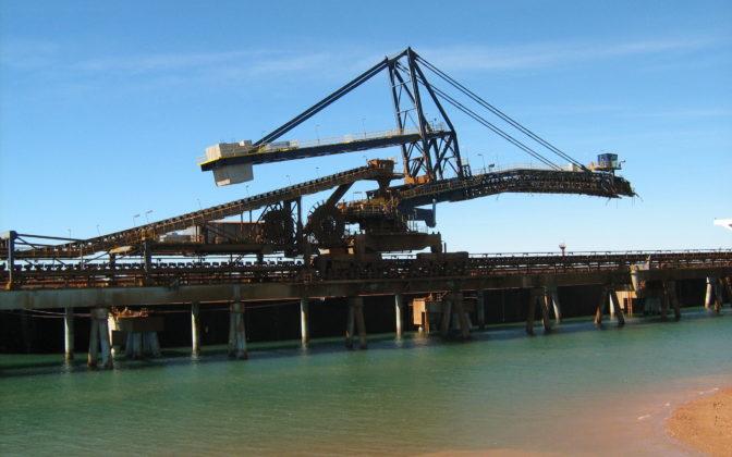 Port Iron Ore