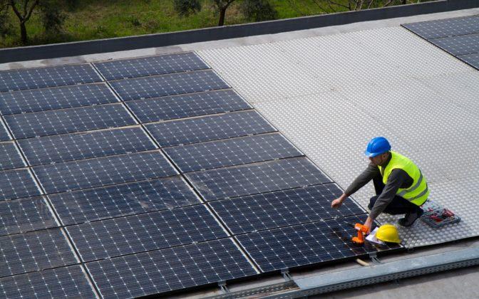 Solar Panels Smaller