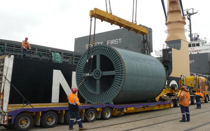 Transgrid Cable 330Kv