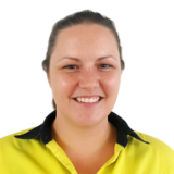 Photo of Amber Martin, Site Administrator – Calibre