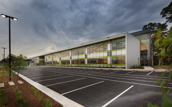 Rydalmere Operations Centre