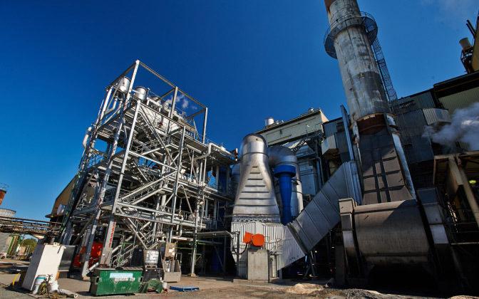 Racecourse Mill Cogeneration Power Plant2
