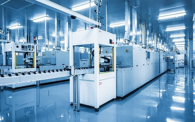Smart Industry Automated Production