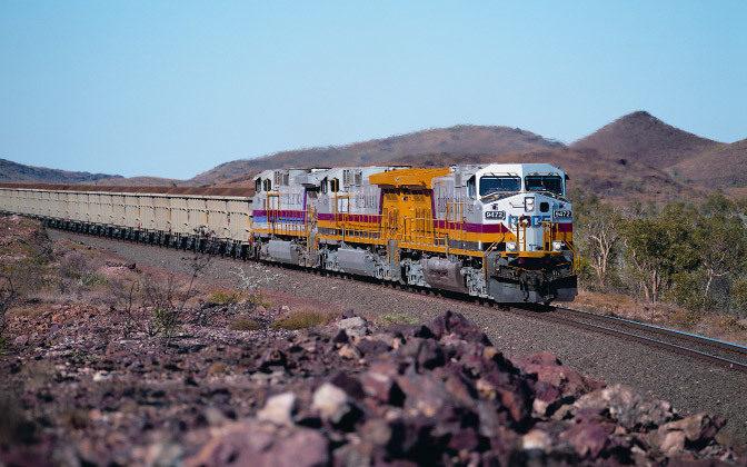 Rail Rail Capacity Enhancement Projects