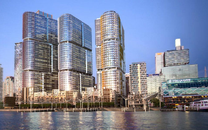 Barangaroo Development