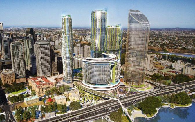 Queens Wharf Concept