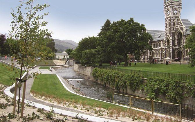 Leith Flood Protection Scheme