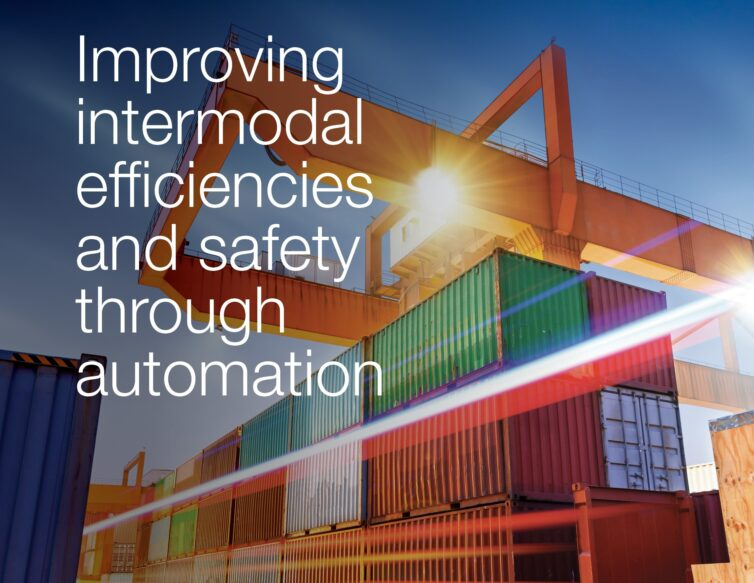 Automation the key to improve efficiency and safety in intermodal facilities | Calibre Group
