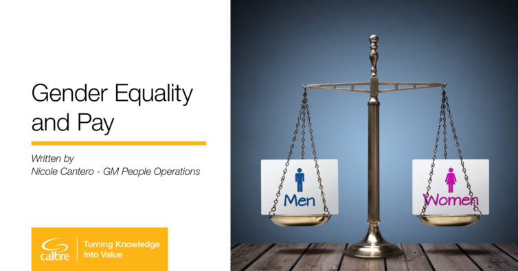 Let's talk about pay equity | Calibre Group