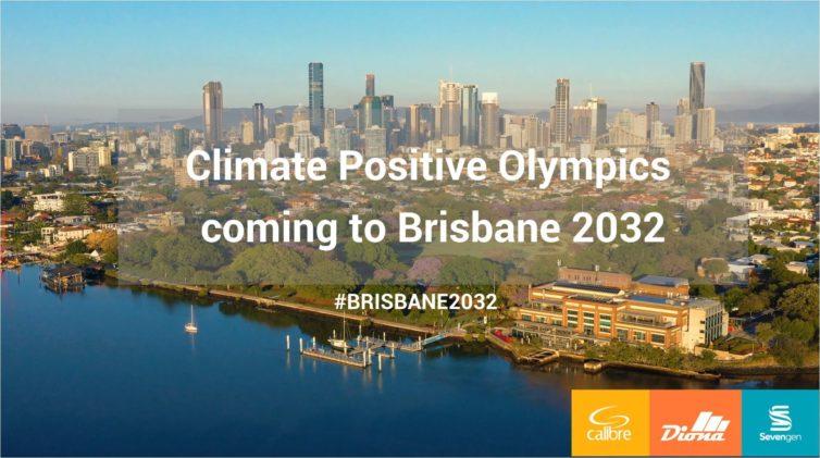 Brisbane, Lockdown one day, Olympics the next!