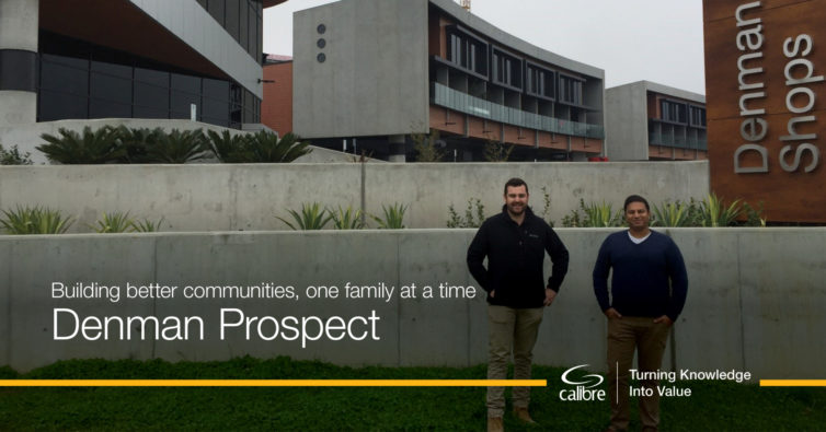 Building Better Communities - One Family at a Time | Calibre Group