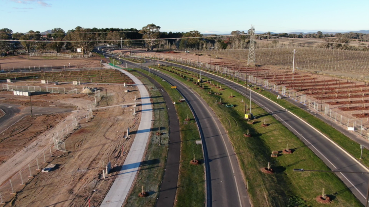 On The Right Path - Recycled Asphalt Solutions for Residential Development | Calibre Group