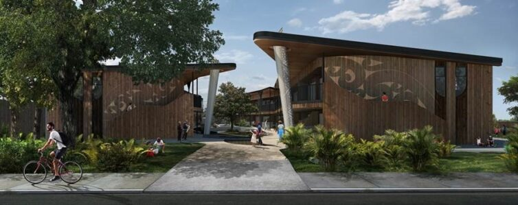 Sustainable, healthy and safe design - building the future with wood