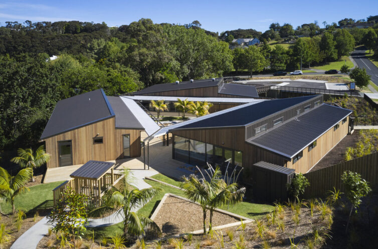 New Shoots Early Childhood Education Centre wins at NZIA Auckland Architecture Awards