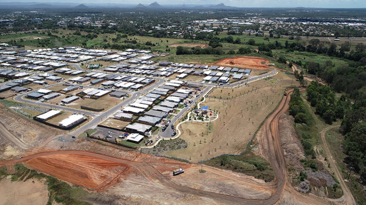 Riverbank reaches important milestone   Calibre Group