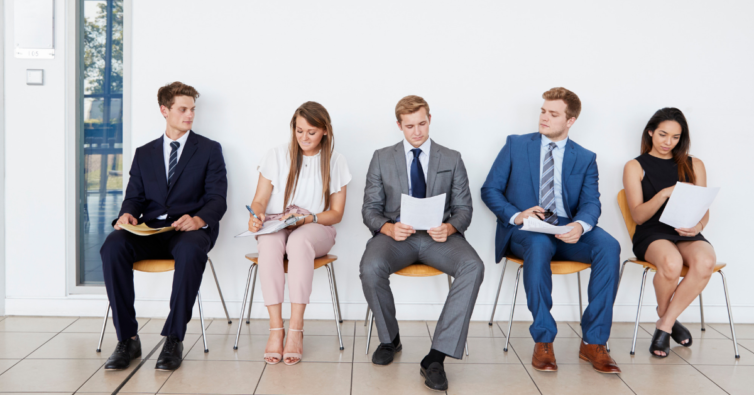 Applying for your first graduate role