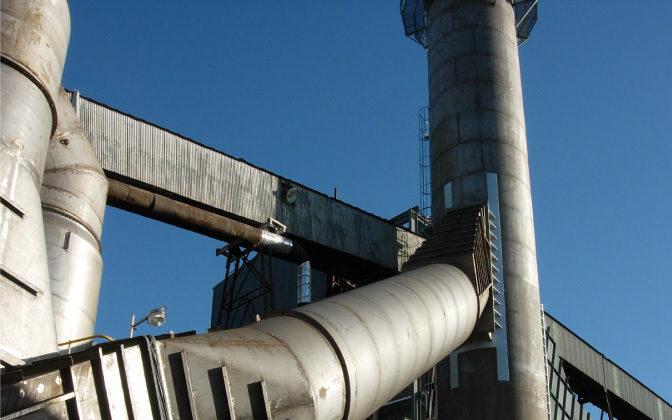 Pioneer Mill Boiler