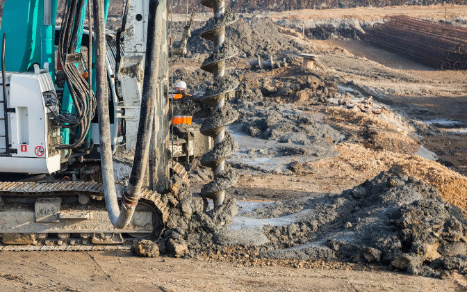 Geotechnical Drilling