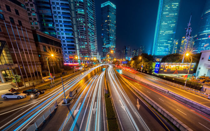 Smartcities Cityscape