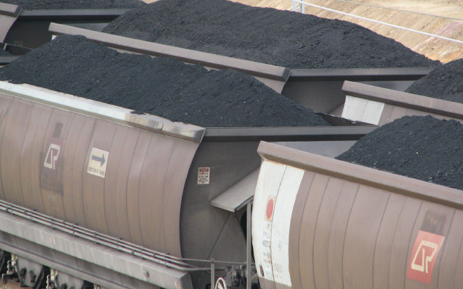 Resources Amp Reserves Coal Trains